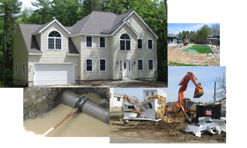Home, Demolition, and Stump Removal by H and M Industries